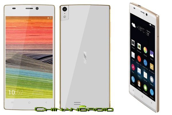Gionee Elife S5.5 MT6592