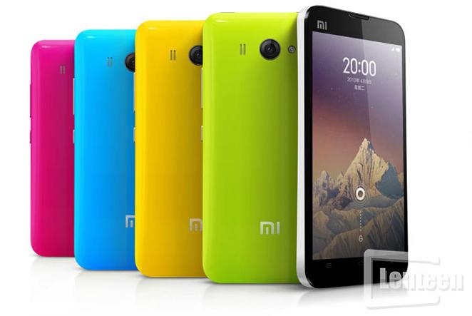 Promo Xiaomi Mi2S Lenteen.fr