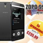 Promotion Zopo ZP998 à 235.99 euro sur Lenteen.fr