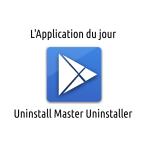 Uninstall Master Uninstaller