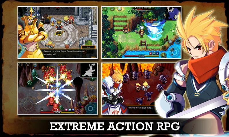 ZENONIA®4 - Action RPG