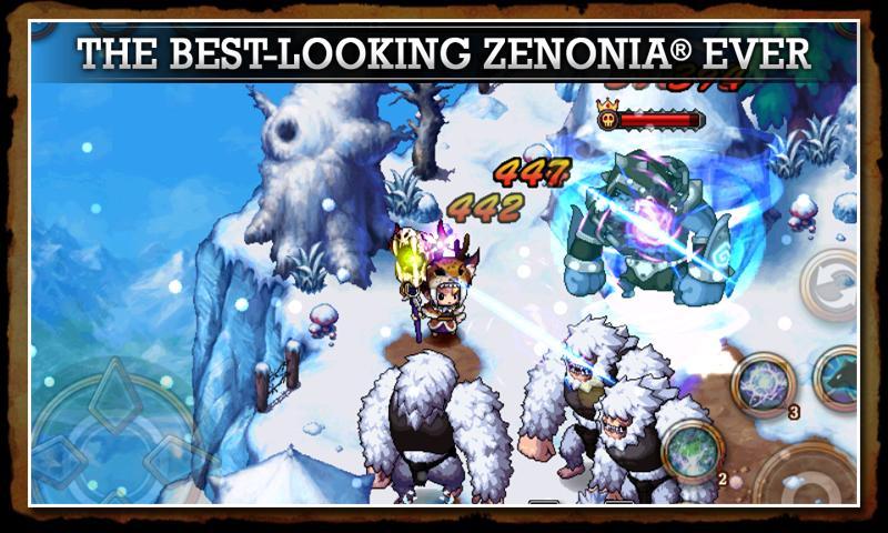 ZENONIA®4 - quelque vilains