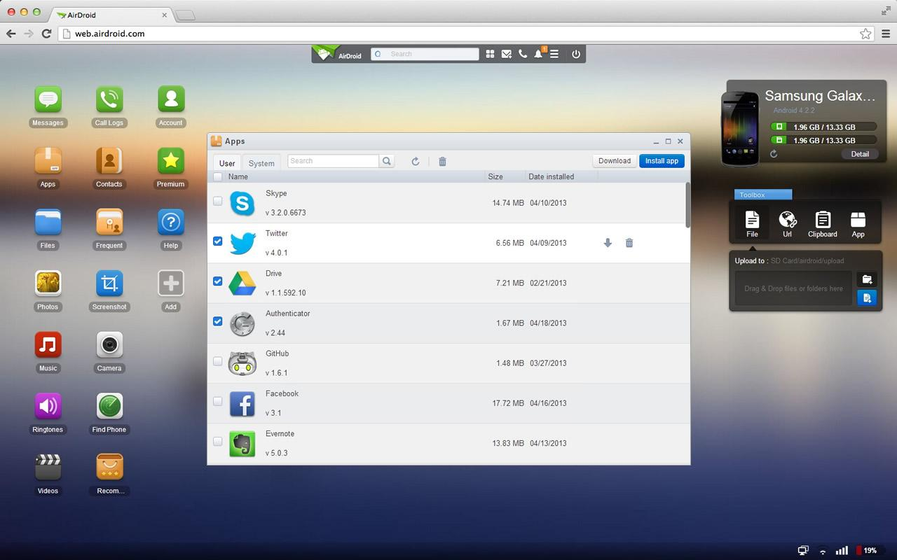 Airdroid-APPS