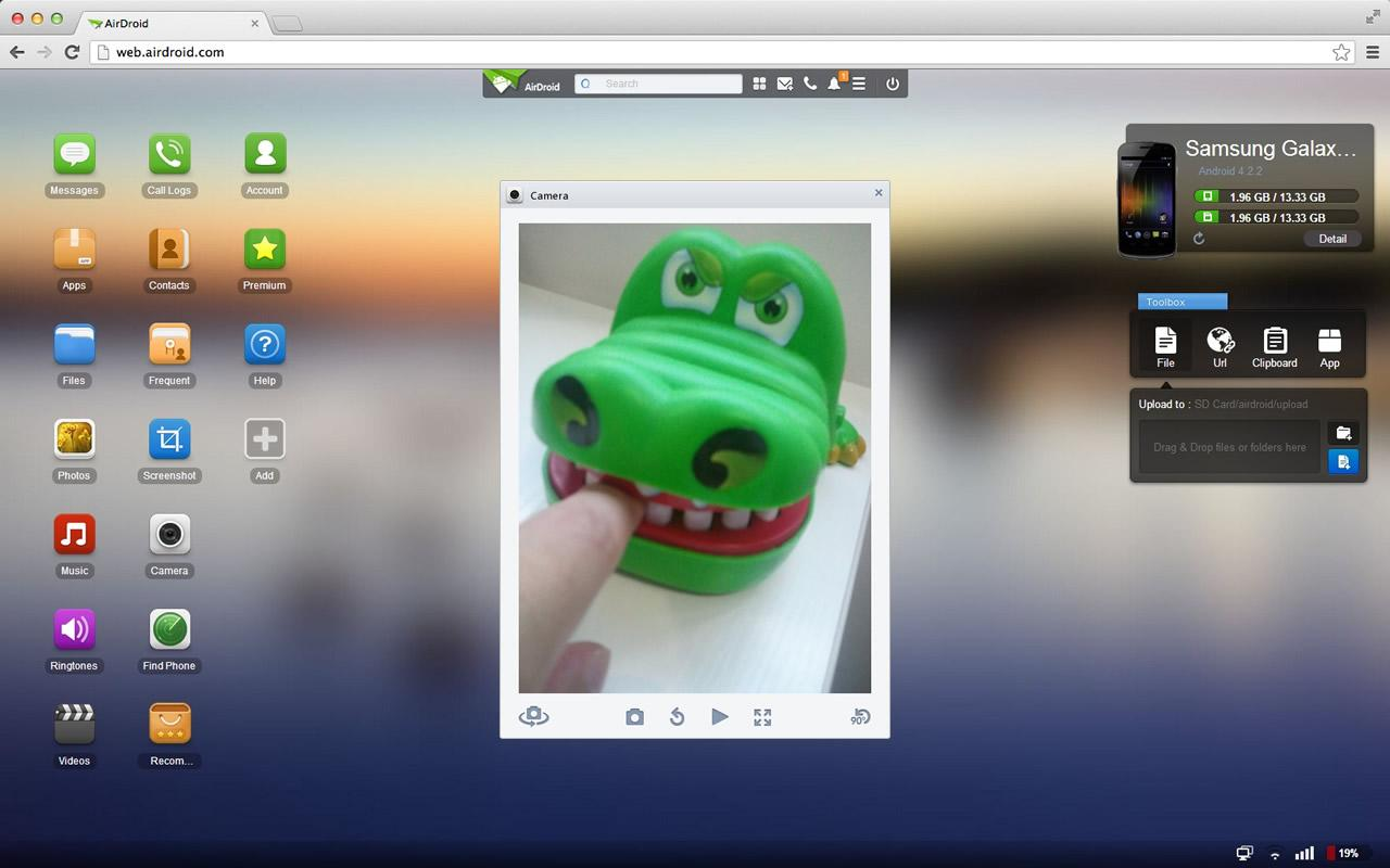 Airdroid-Camera