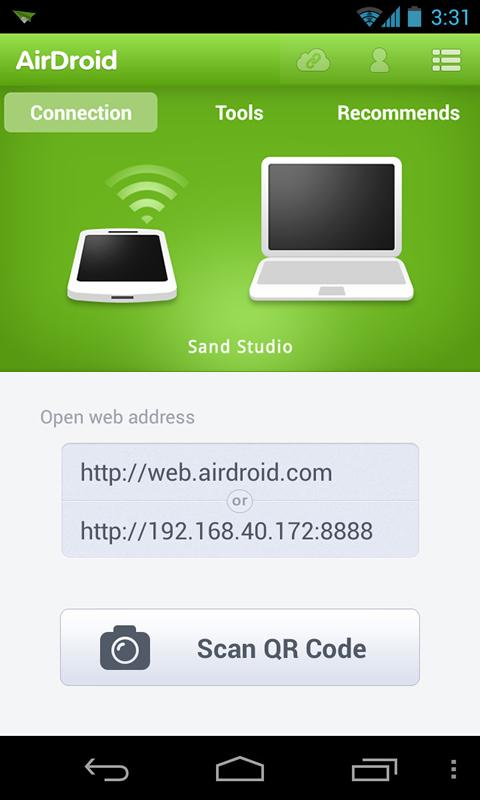 Airdroid-mobile