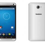 Goophone M8: HTC One clone MT6592