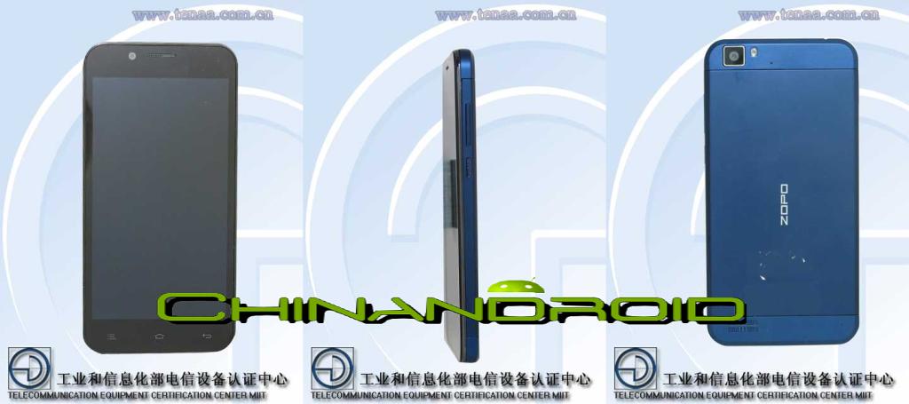 Zopo Small Black 3 Zopo ZP1000