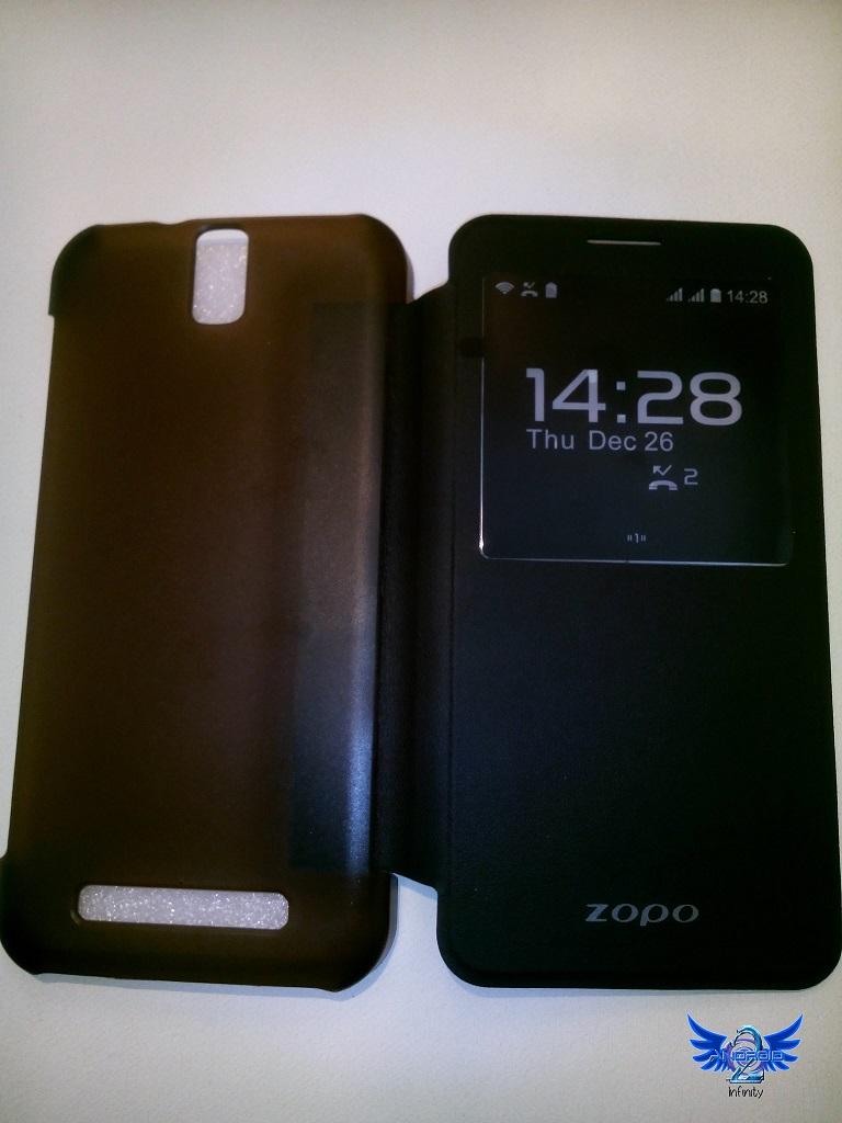 Flip cover Zopo ZP998 original S-View