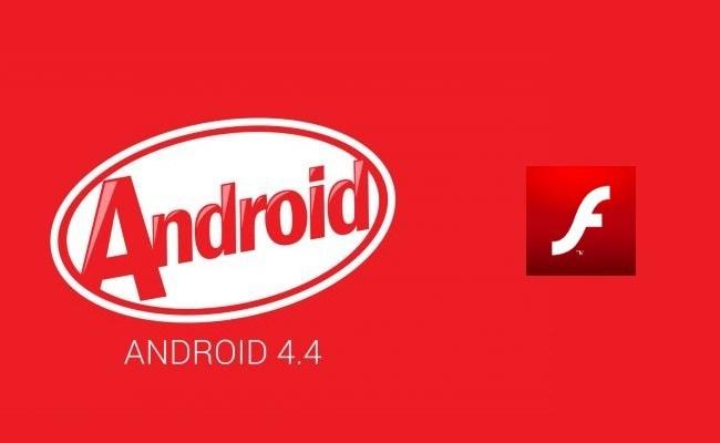 Adobe Flash Player - KitKat