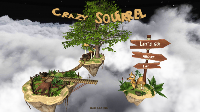 Crazy Flying Squirrel free apps