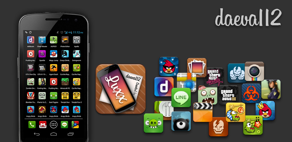 Luxx Icon Pack free apps