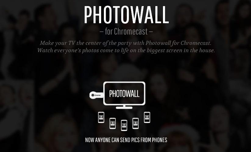 Photowall-for-Chromecast