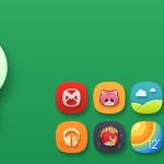 Belle UI Icon Pack : un thème gratuit + bonus