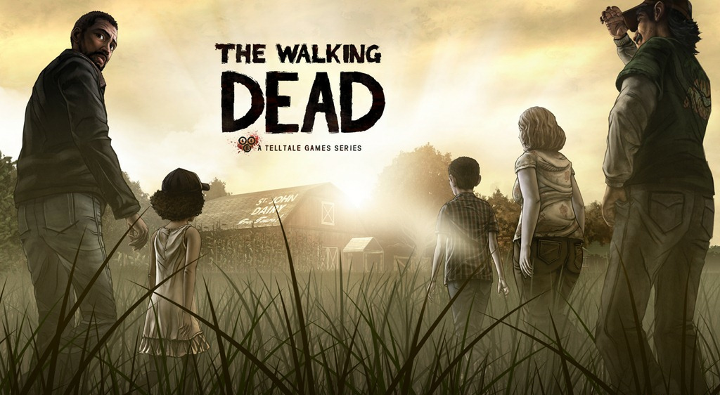 the walking dead free apps game
