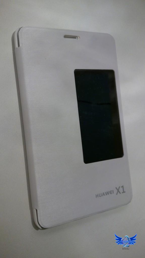 Flip cover Huawei Honor X1 / MediaPad X1