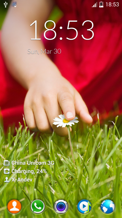 LG Optimus Lockscreen free apps