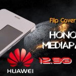 Flip cover Huawei Honor X1 / MediaPad X1 en stock en France