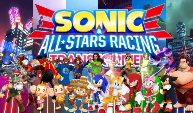 Sonic Racing Transformed free apps