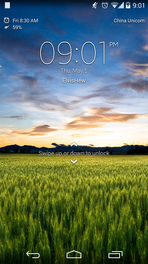 Xperia Z Lockscreen free apps