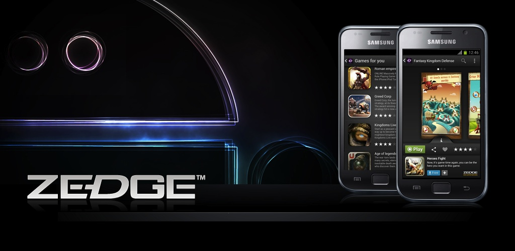 ZEDGE free apps