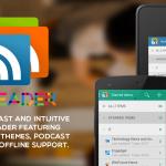 gReader : Suivez vos flux RSS