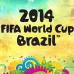 FIFA : Suivez la coupe du monde 2014