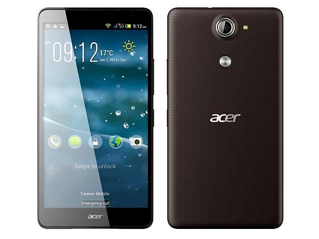 Acer Liquid X1 MT6592 4G LTE