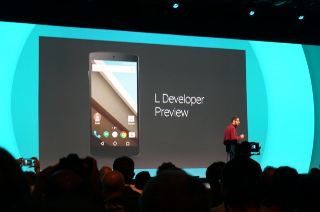 Android L - DEV