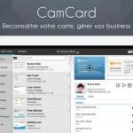 CamCard Lite – Regroupez vos cartes de visite