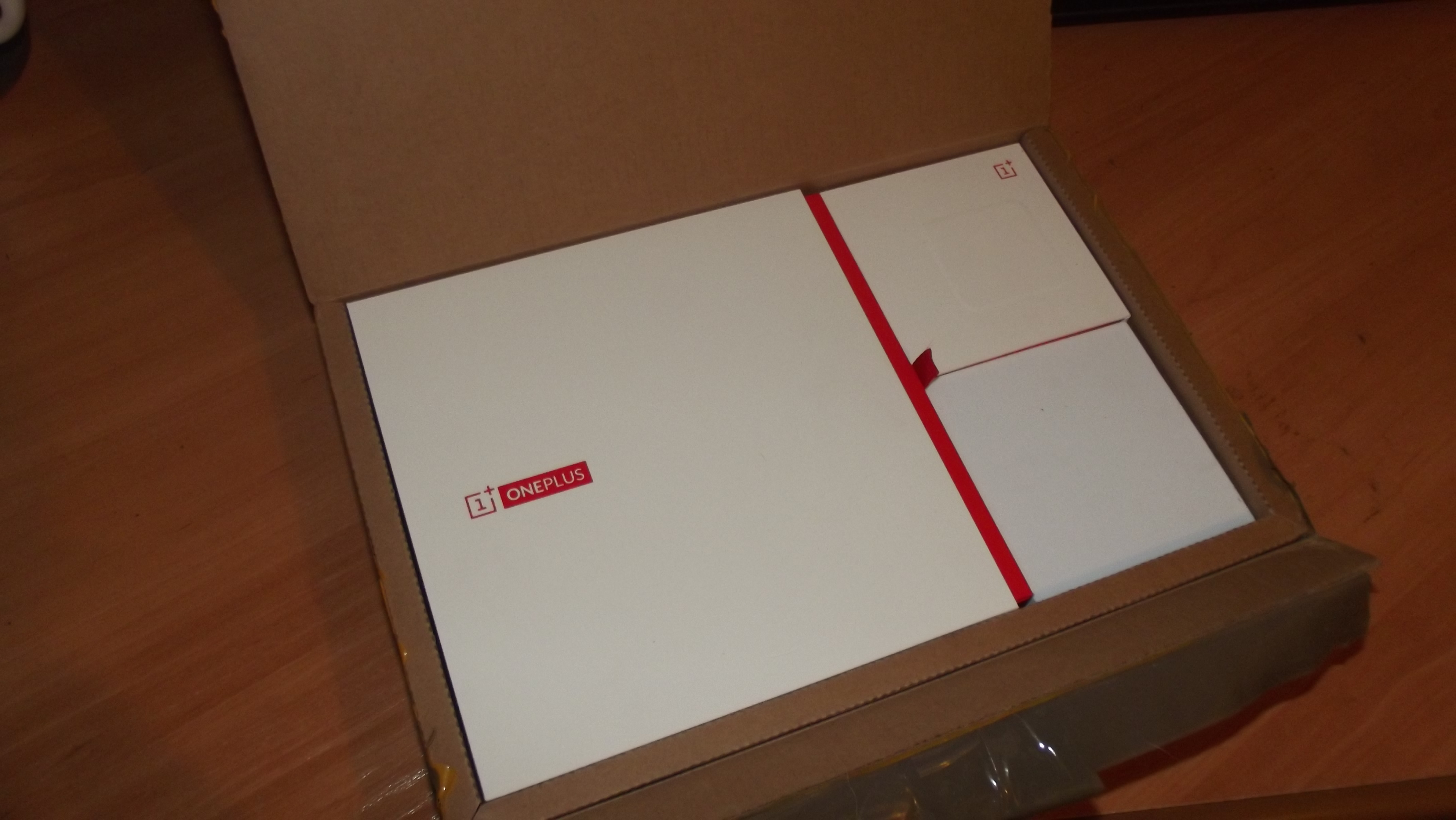 OnePlus One-unboxing-le contenu