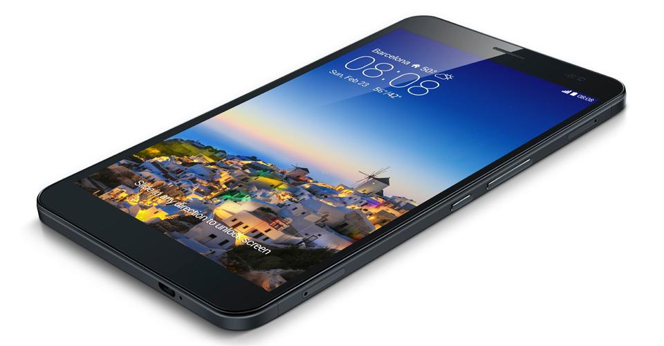 Huawei MediaPad X1 Black