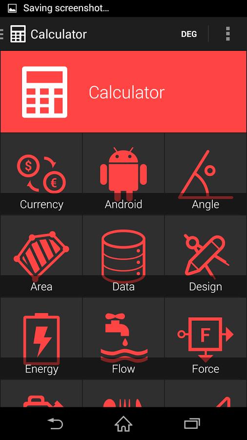 UseTool Converter & Calculator-menu