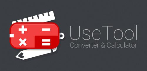 UseTool Converter & Calculator free apps