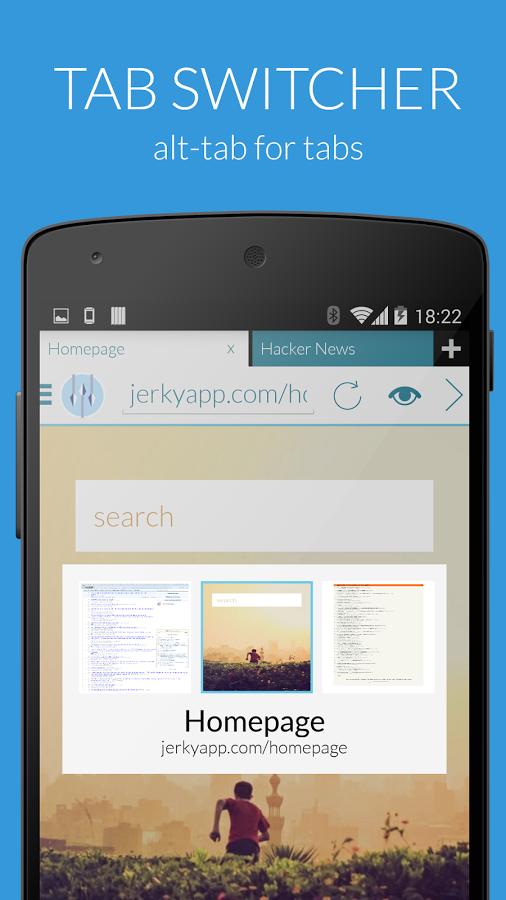 Javelin Browser - tab free apps
