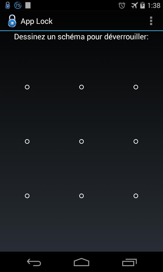 App Lock - Password gesture free apps