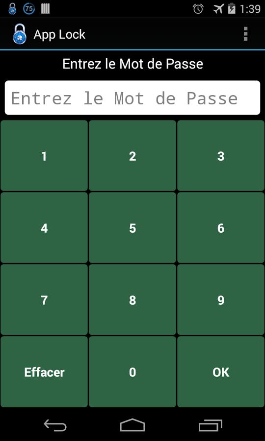 App Lock - Password
