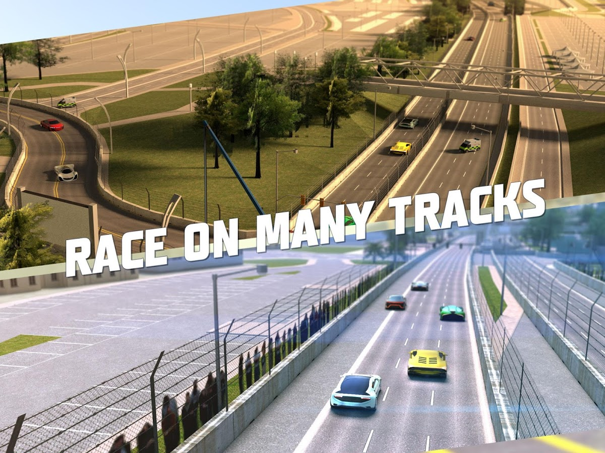 Racing 3D - Course