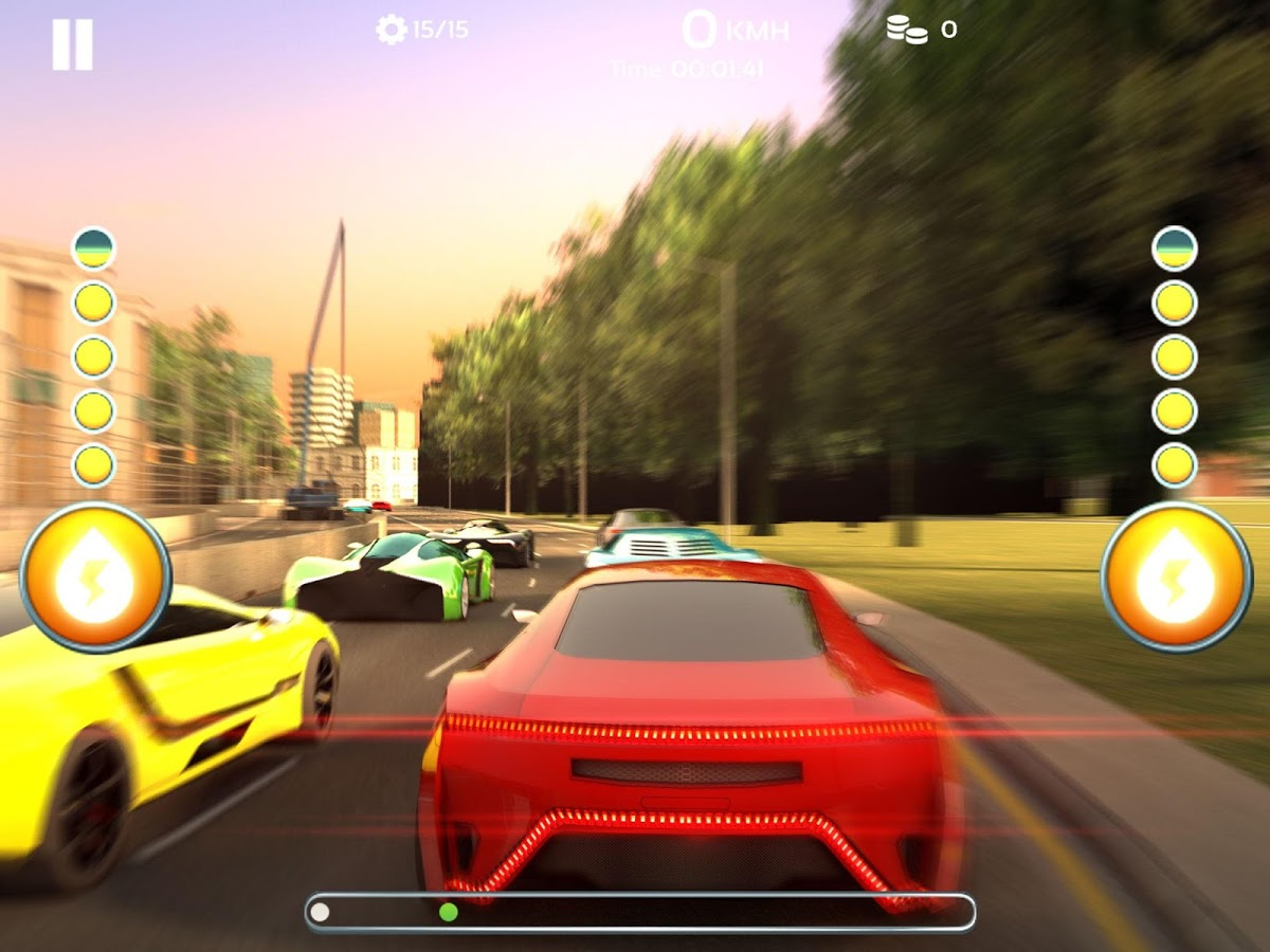 Racing 3D - in game free games