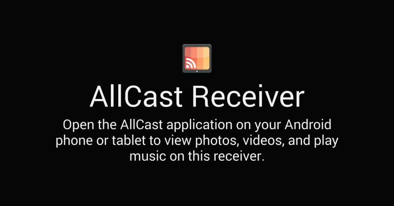 AllCast apps