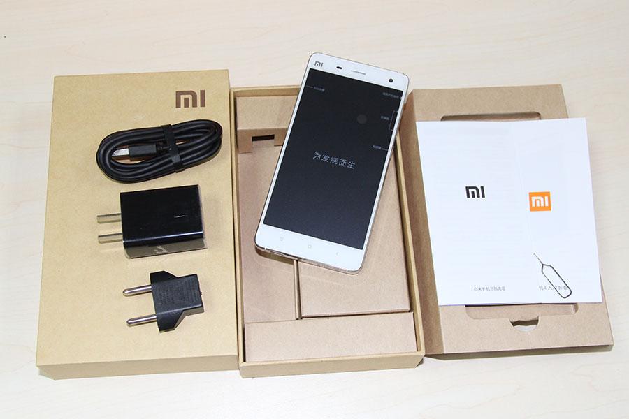 Xiaomi Mi4 disponible