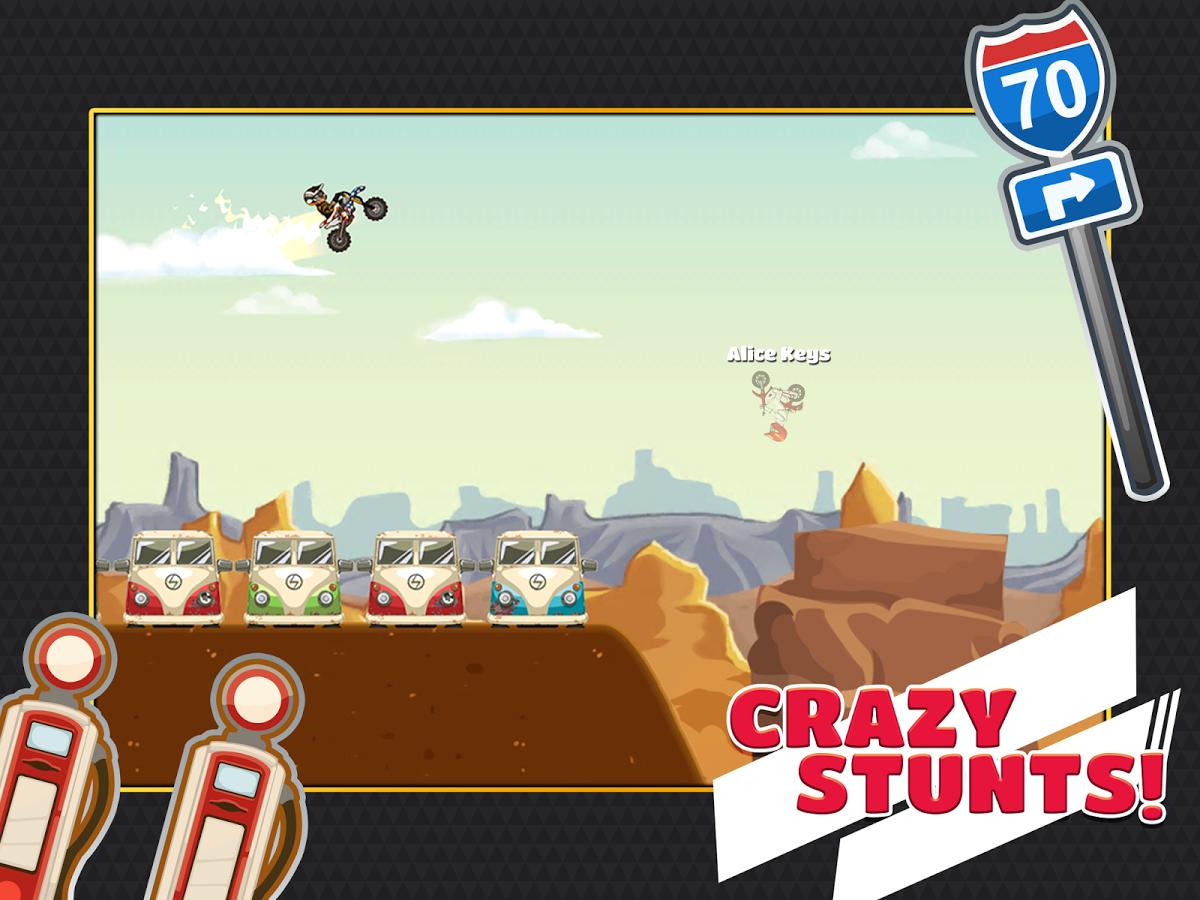 Extreme Bike Trip - crasy stunts