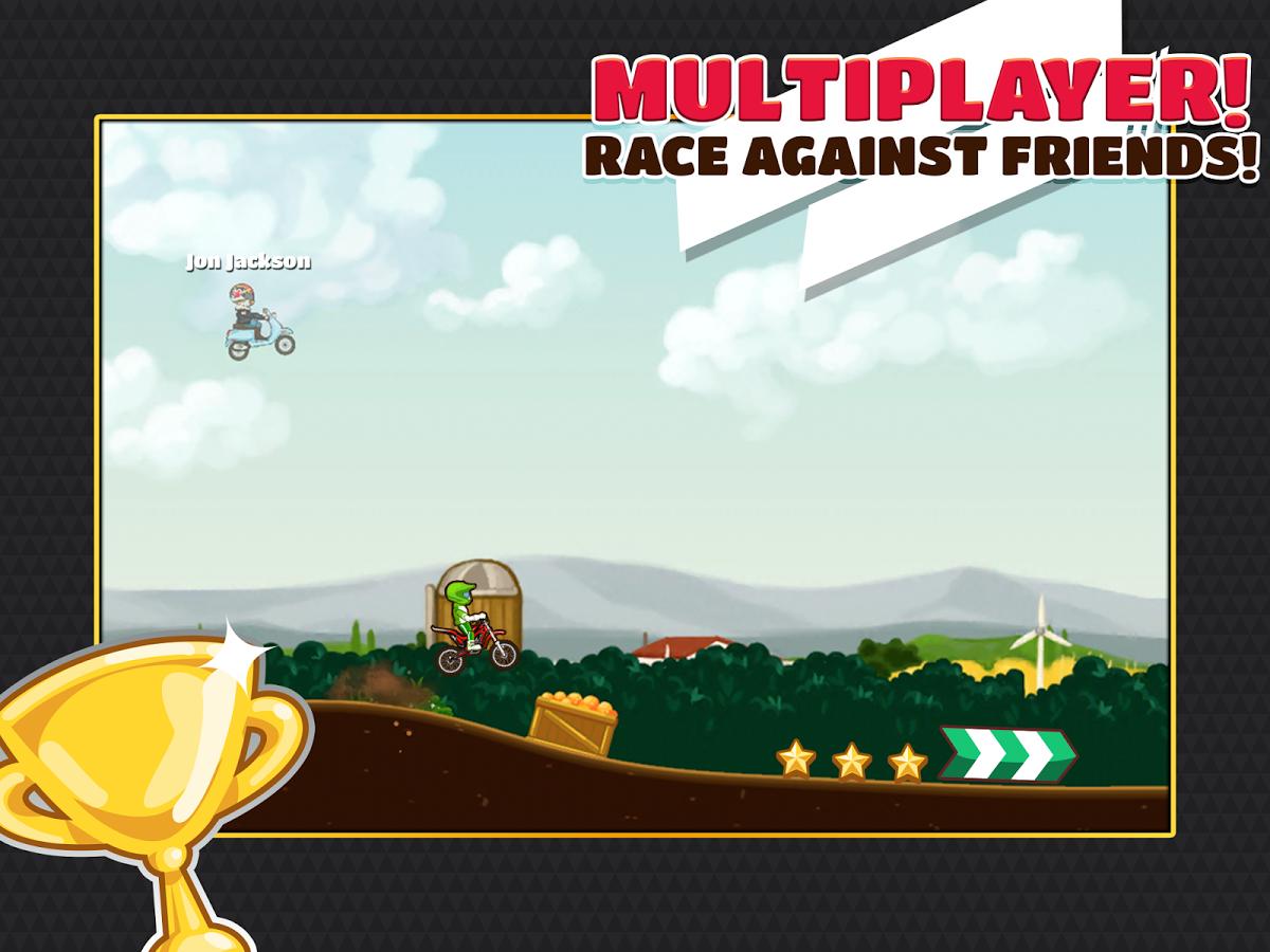Extreme Bike Trip - multiplayer