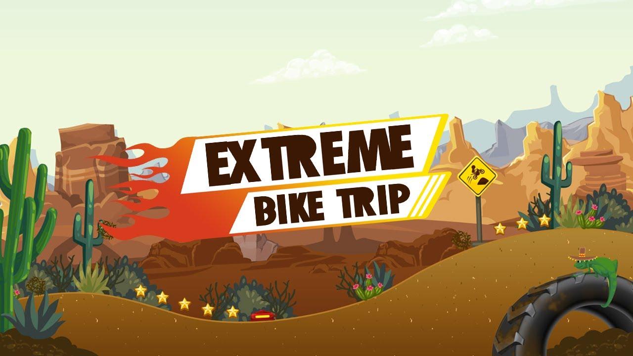 Extreme Bike Trip free games