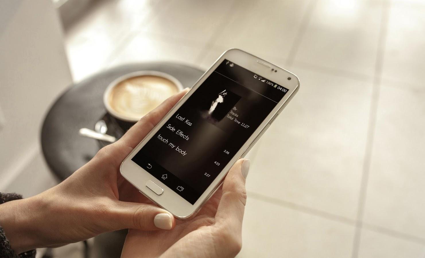 Music Player - album
