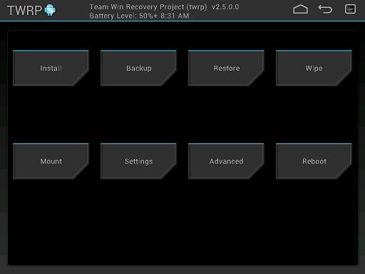 TWRP 2.8.0.0