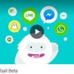Snowball Beta : regroupez vos messages