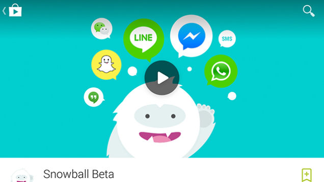 Snowball Beta