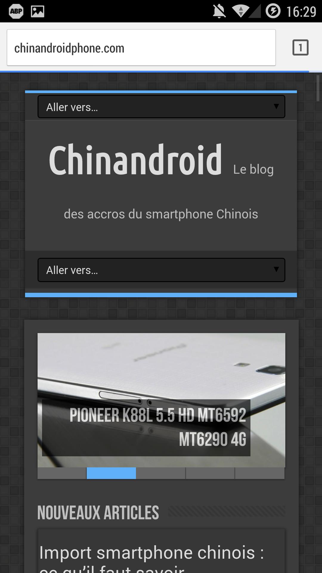 chinandroidphone mobile avant