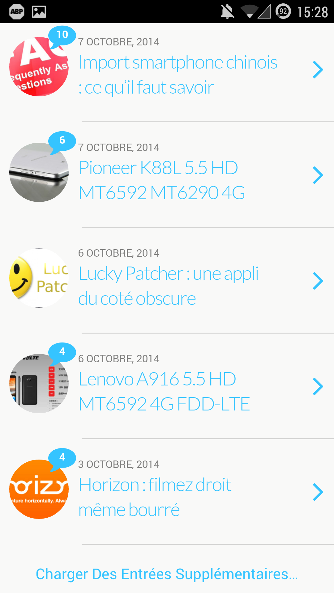 chinandroidphone mobile new charger plus d'articles