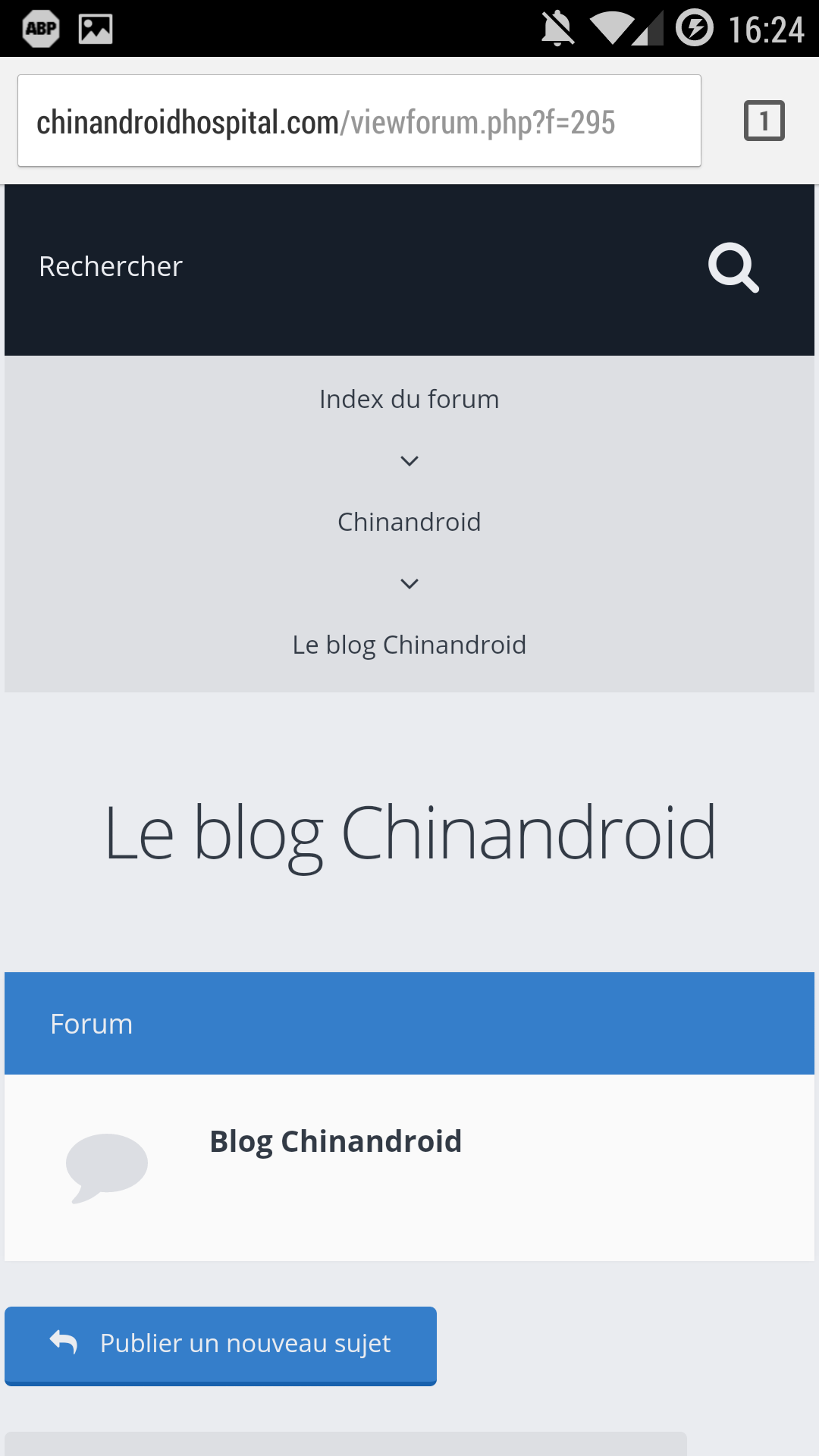 chinandroidhospital mobile preview